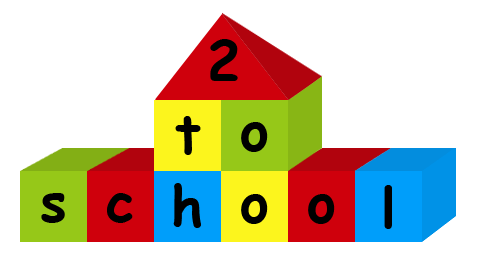 2 to school - longridge pre-school - logo